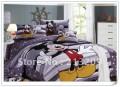 Комплект детского постельного белья  Микки Маус