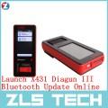 Launch X-431 X431 DIAGUN III - cканер, онлайн, Bluetooth обновление