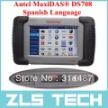 MaxiDAS DS708 - сканер для диагностики авто