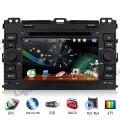 """7688G - Автомагнитола для Toyota Prado, 7"""", DVD, 3G, Wi-Fi, FM"""