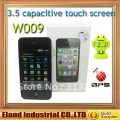 "Star W009 - смартфон, Android 2.3.5, MTK6515 (1GHz), 3.5"" TFT LCD, 256MB RAM, 256MB ROM, Wi-Fi, Bluetooth, GPS, FM, 3.2MP задняя камера"