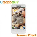 "Lenovo LePhone P700i - смартфон, Android 4.0.3, MTK6577 (1.2GHz), 4"" IPS, 512MB RAM, 4GB ROM, 3G, Wi-Fi, Bluetooth, GPS, 5MP задняя камера, 0.3MP фронтальная камера"