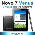 "Ainol Novo 7 Venus - планшетный компьютер, Android 4.1.1, HD 7"" IPS, Actions ATM7029 (4x1.2GHz), 1GB RAM, 16GB ROM, Wi-Fi, 0.3MP фронтальная камера, 2MP задняя камера"