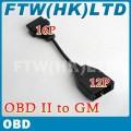 Кабель автомобильной диагностики OBD II, daewoo