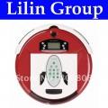 LL-272 - робот-пылесос, дезинфекция, протирание полов, ароматизация воздуха (красный цвет)