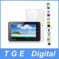 "Hunydon Q78 - планшетный компьютер, Android 4.0.3, 7"" TFT LCD, All Winner A10 (1.2GHz), 512MB RAM, 8GB ROM, Wi-Fi, Bluetooth, HDMI, GSM, 0.3MP фронтальная камера, 0.3MP задняя камера"