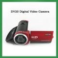"""Winait DV20 - цифровая видеокамера, поворотный 2.4"""" TFT HD дисплей, 4х цифровой зум"""