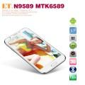 """Star N9589 - смартфон, Android 4.1.2, MTK6589 Quad Core 1.2GHz, 5.7"""" IPS 720Р, 2 SIM-карты, 1ГБ RAM, 8ГБ ROM, поддержка карт microSD, WCDMA/GSM, Wi-Fi, Bluetooth, GPS, FM-радио, основная камера 8МП и фронтальная камера 3МП"""