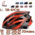 Велосипедный шлем, размеры S / M / L