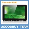 "FreeLander PD90 - планшетный компьютер, Android 4.1.1, 10.1"" IPS-LED, Rockchip RK3066 (2x1.6GHz), 1GB RAM, 32GB ROM, Wi-Fi, Bluetooth, HDMI, 2MP фронтальная камера, 5MP задняя камера"