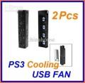4 USB кулера для SONY Playstation 3 PS3