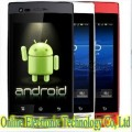 "PULID F7 - смартфон, Android 2.3.5, MTK6573 (650MHz), 3.5"" TFT LCD, 512MB RAM, 4GB ROM, 3G, Wi-Fi, Bluetooth, GPS, FM, 5MP задняя камера"