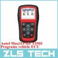 MaxiTPMS TS501 - многофункциональный инструмент для диагностики авто