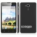 "Q9000 - смартфон, Android 4.2, MTK6589 Quad Core 1.2Ghz, 5.0"", 2 SIM-карты, 1ГБ RAM, 4ГБ ROM, поддержка карт microSD, WCDMA/GSM, Wi-Fi, Bluetooth, GPS, FM-радио, основная камера 8МП и фронтальная камера 2МП"