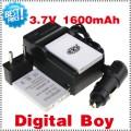 EN-EL5 - батарея LI-ION, зарядное устройство, автомобильное зарядное устройство для камер Nikon CoolPix 3700 4200 5200