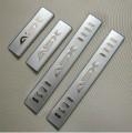 Хромированные накладки для порога автомобилей Mitsubishi ASX RVR, 4шт