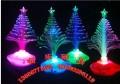 Новогодняя елка с подсветкой, 4 шт