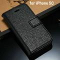 Кожаный чехол для iPhone 5 с отделением для пластиковых карт