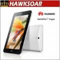 "Huawei MediaPad 7 Vogue - планшетный компьютер, Android 4.1, Huawei K3V2 Cortex-A9 Quad 1.2GHz. 7.0"" IPS 1080Р, 1GB RAM, 8GB ROM, Wi-Fi, GPS, Bluetooth, DLNA, основная камера 3МП и фронтальная камера 0.3МП"