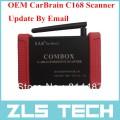 OEM CarBrain C168 - профессиональный сканер с Bluetooth интерфейсом
