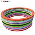 Обода 40 мм для велосипедов с одной скоростью, 10 цветов
