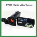 """Winait DV666- цифровая видеокамера, 12 MP, 3.0"""" LTPS дисплей, 16x цифровой зум"""
