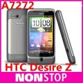 "HTC Desire Z (A7272) - смартфон, Android 2.3.5, Qualcomm MSM7230 (800MHz), 3.7"" S-LCD (Gorilla Glass), 512MB RAM, 4GB ROM, 3G, Wi-Fi, Bluetooth, GPS, QWERTY, 5MP задняя камера"