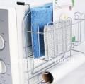 Навесная полка для кухонных принадлежностей