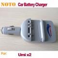Универсальное автомобильное зарядное устройство для аккумуляторов и телефонов umi x2