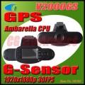 V2000GS - автомобильный видеорегистратор с GPS