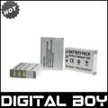 NP-95 - 3 аккумулятора Li-on 2000 мАч для FUJIFILM FUJI FinePix F30 F31fd Real 3D W1