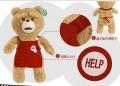 """Мягкая игрушка """"Медвежонок Тед"""""""