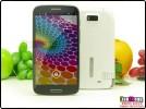 "Hero H9500+ - смартфон, Android 4.0.4, MTK6577 (2x1.2GHz), qHD 5.3"" TFT LCD, 1GB RAM, 4GB ROM, 3G, Wi-Fi, Bluetooth, GPS, 8MP задняя камера, 2MP фронтальная камера"
