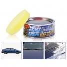 Комплект по уходу за кузовом автомобиля: воск, губка; защита от УФ и кислотных дождей, универсальный