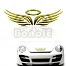 """""""Крылья ангела"""", автомобильная наклейка, 3D"""