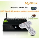 Geniatech ATV3000B - ТВ тюнер/медиаплеер, 3D, Android 4.0, HDD, WI-FI