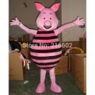 Ростовая кукла розовая свинка