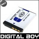NP-FD1 - аккумулятор Li-ion для Sony DSC-T2 T70 T77 T90 G3