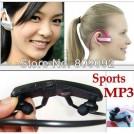 Беспроводные спортивные наушники-МР3 плеер + USB кабель