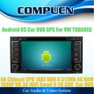Автомагнитола для VW TOUAREG T5 MULTIVAN, ОС Android 2.3, HD-видео 1080P, 3G, WiFi, DVD, GPS