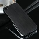 Чехол для iPhone 4 из матового алюминия толщиной 0,3 мм, 2 вида