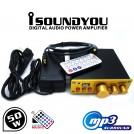 A920 - Автомобильный аудиоусилитель