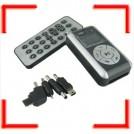 Автомобильный FM трансмиттер, SD/MMC/TF, ПДУ