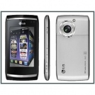 "LG Viewty Smart GC900 - смартфон, Windows Mobile 6, 3"" TFT LCD, 128MB RAM, 1.5GB ROM, Wi-Fi, Bluetooth, GPS, 8MP камера"
