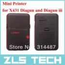 Launch X431 Diagun, Diagun III - минипринтер