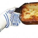 Термостойкая перчатка-прихватка для кухни