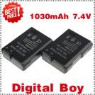 EN-EL14 - батарея LI-ION 1030 мАч для камер Nikon COOLPIX P7000 D3100 D5100 D5200 P7700 P7100 D3200