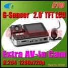 F70 - автомобильный видеорегистратор