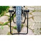Велосипедная монтажная стойка для заднего колеса, устанавливается в ступицу