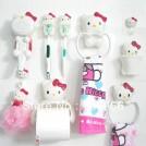 Набор для ванной комнаты Hello Kitty